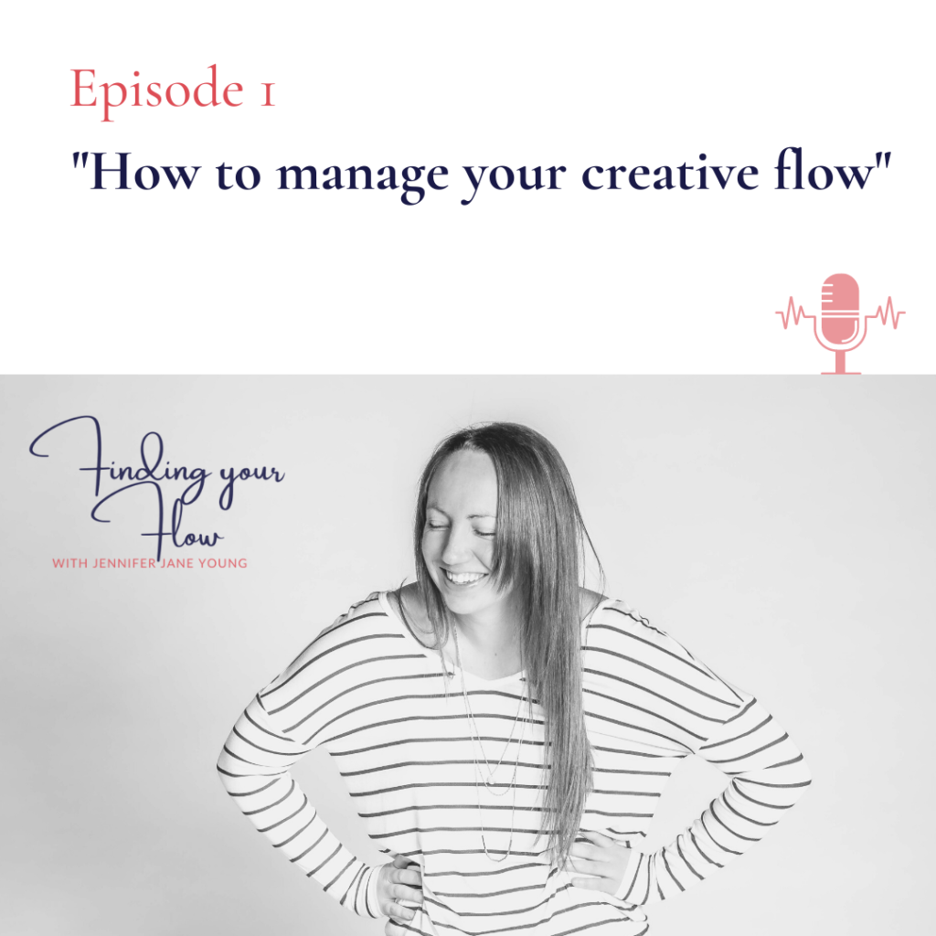 How to manage your creative flow