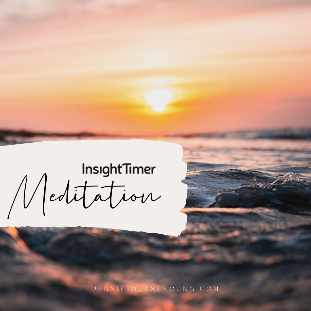 meditation connect to your intuition jennifer jane young